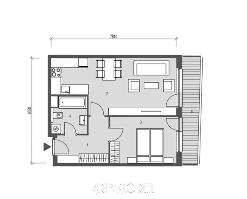 Резиденция «Аргентинская» ID 3141