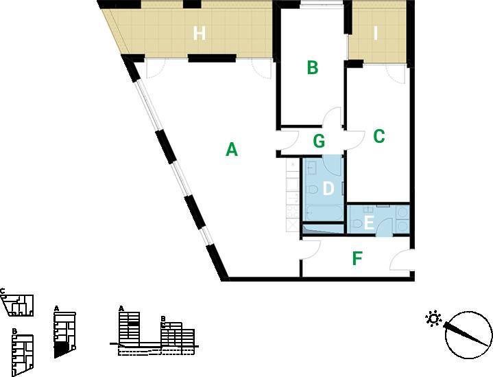 Жилой комплекс «Плаза» ID 1271