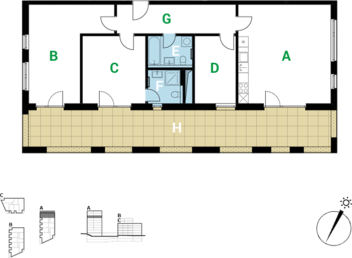 Жилой комплекс «Плаза» ID 1300