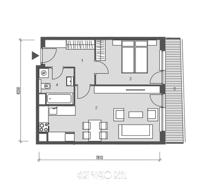 Резиденция «Аргентинская» ID 3146