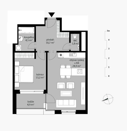 Резиденция «Колбенова» 2 ID 1535
