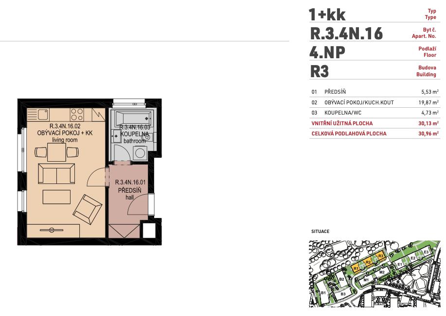 Жилой комплекс «На Вацкове» ID 3234