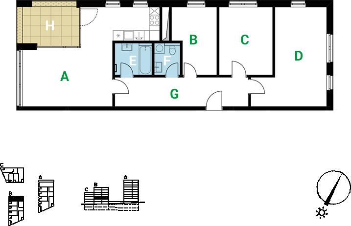 Жилой комплекс «Плаза» ID 1255