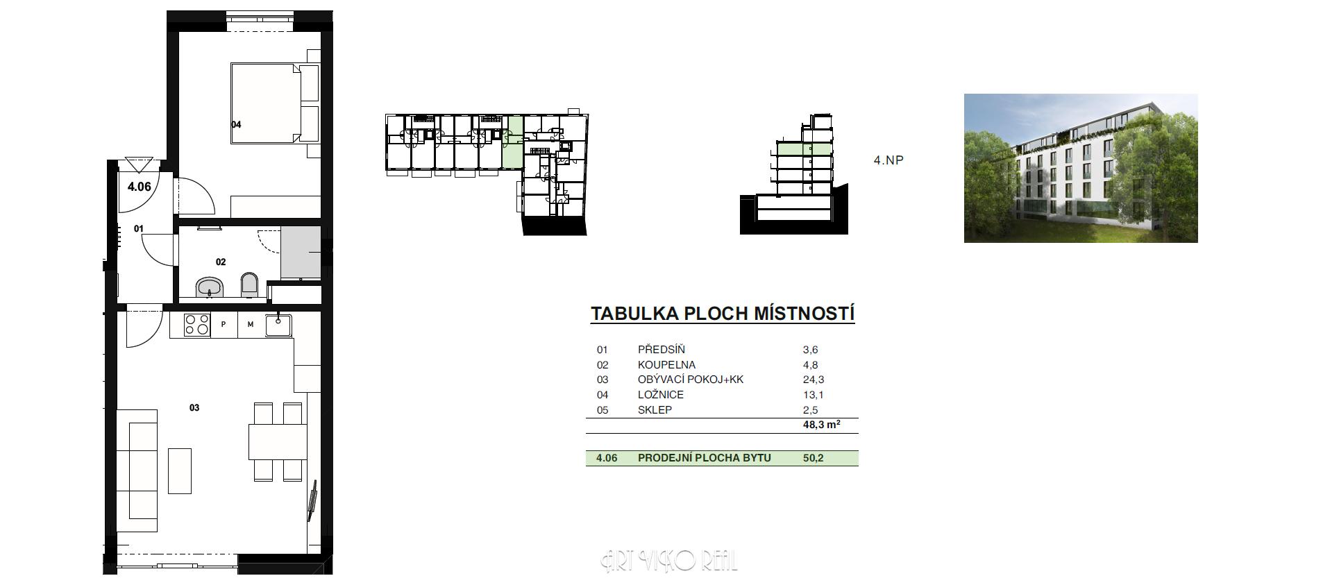 Жилой дом «Приматорска» ID 2643