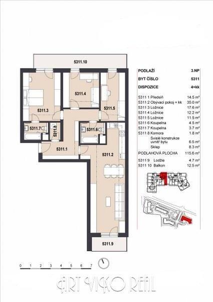 Новостройка «Резиденция Веселска» ID 2477