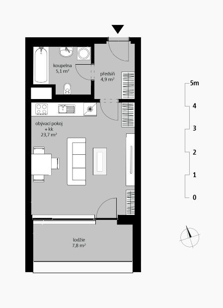 Резиденция «Колбенова» 2 ID 1518