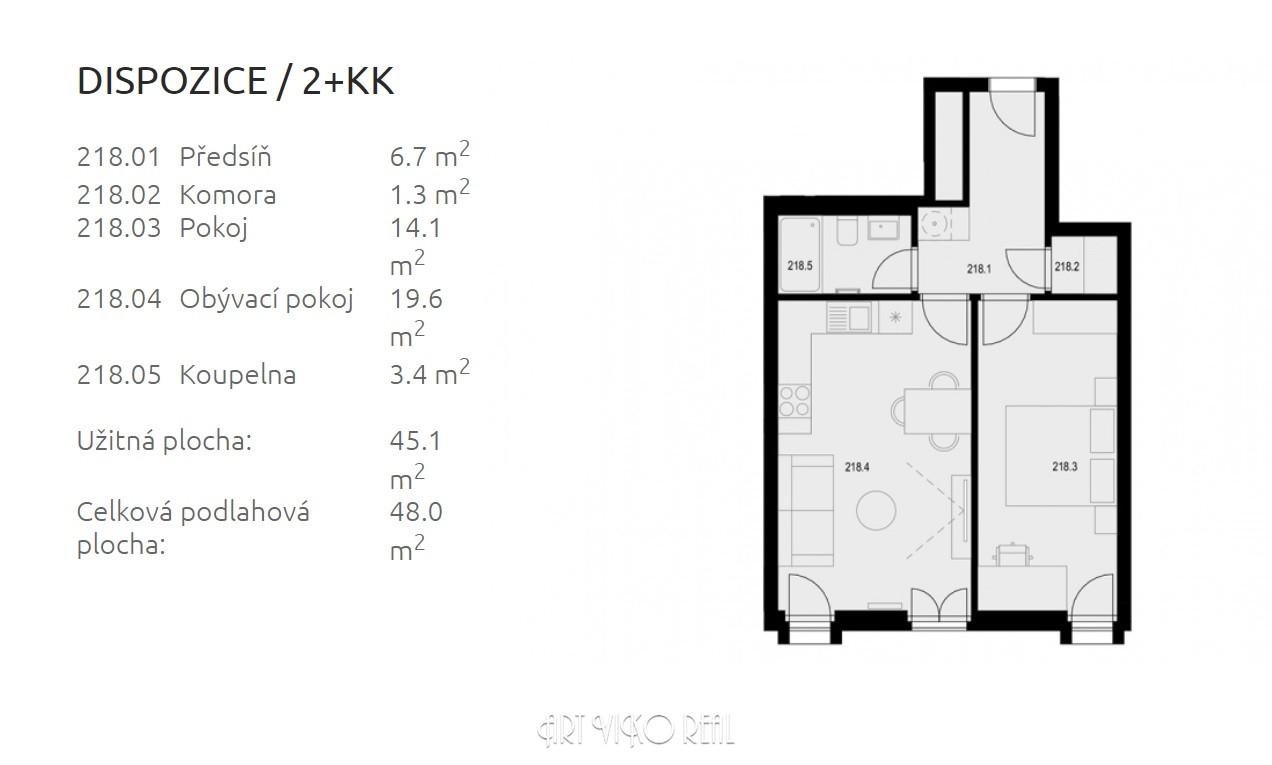 ЖК «Жижковские террасы» ID 3871