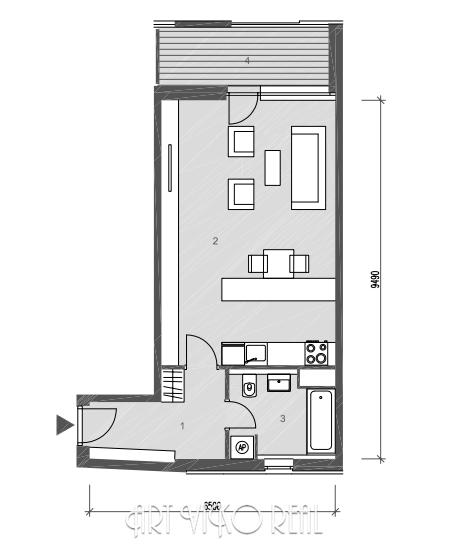 Резиденция «Аргентинская» ID 3934