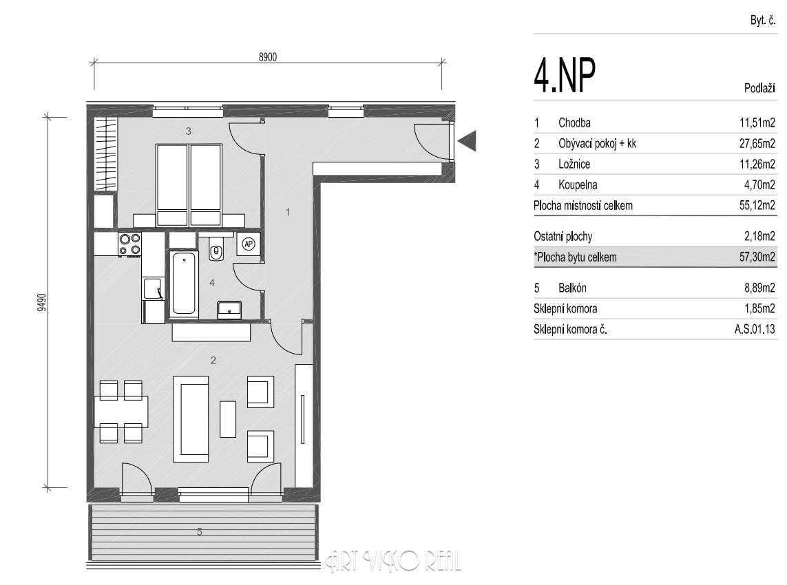 Резиденция «Аргентинская» ID 2743