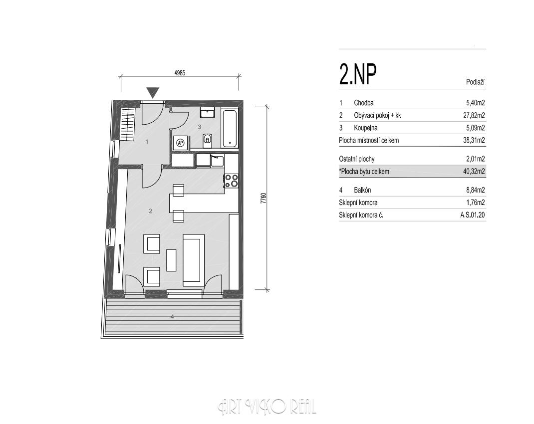 Резиденция «Аргентинская» ID 2733