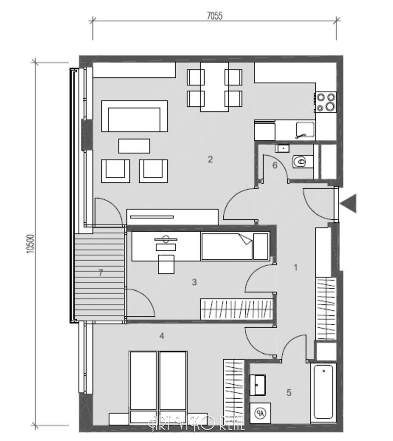 Резиденция «Аргентинская» ID 3159