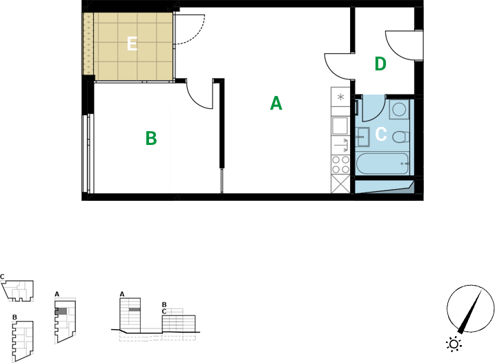 Жилой комплекс «Плаза» ID 1268