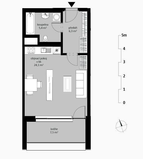 Резиденция «Колбенова» 2 ID 1520
