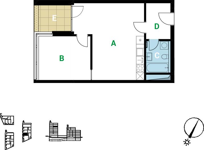 Жилой комплекс «Плаза» ID 1276
