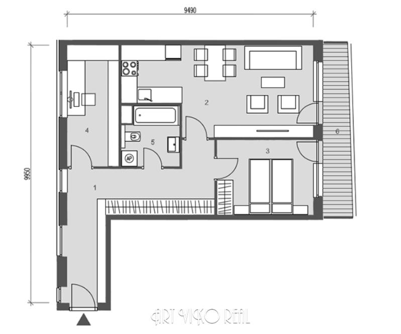 Резиденция «Аргентинская» ID 3143