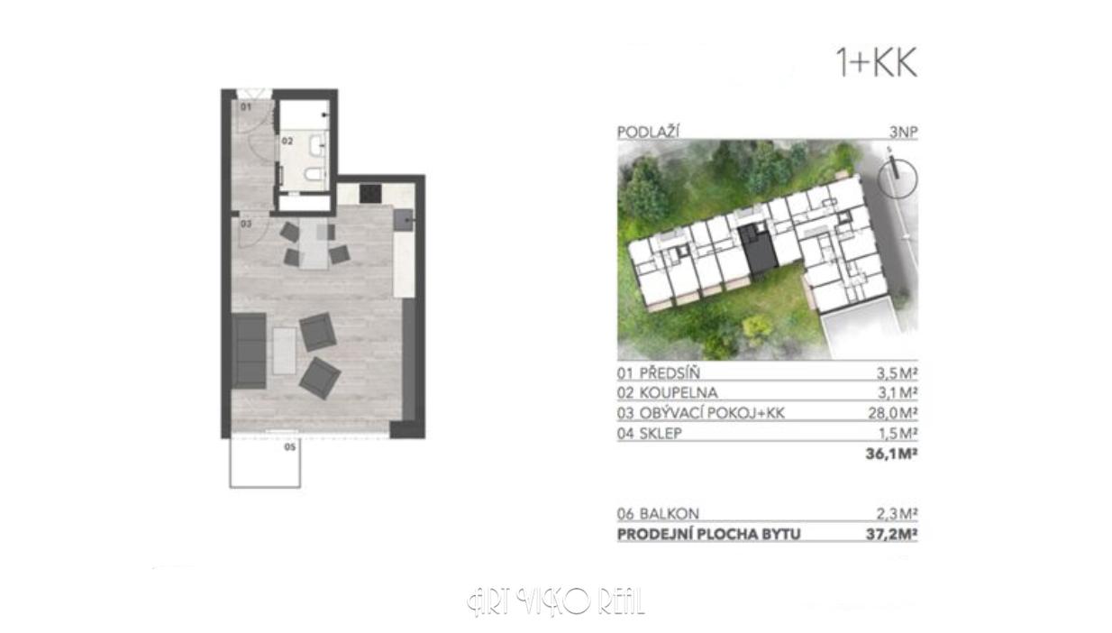 Жилой дом «Приматорска» ID 2637
