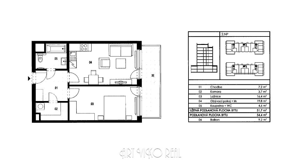 Резиденция «Тулипа Сити» ID 3375