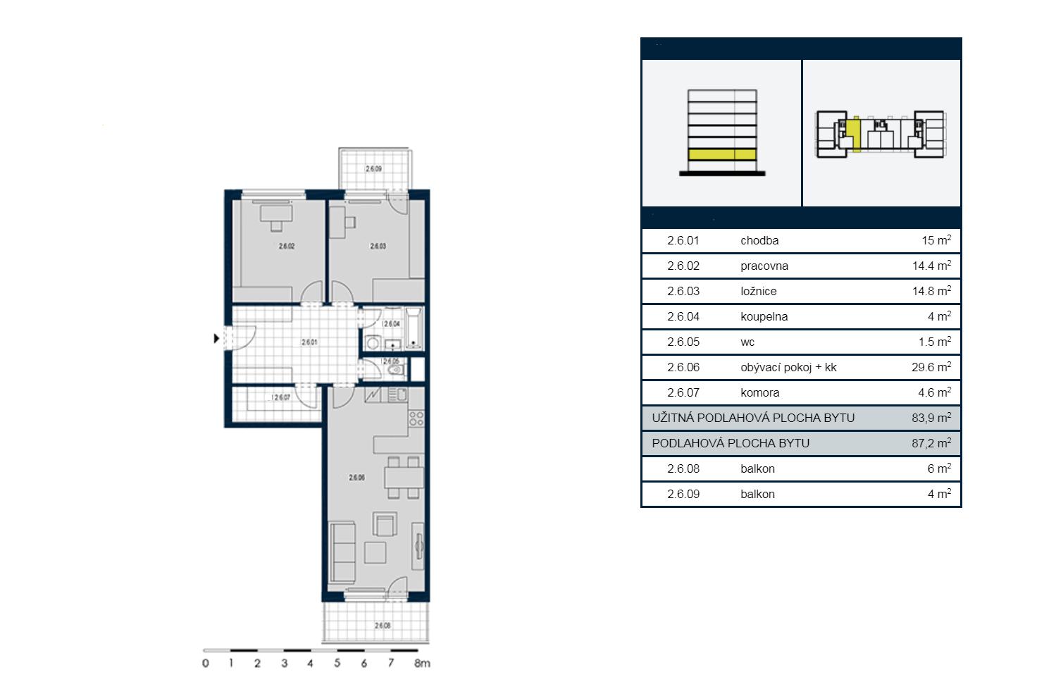 Резиденция «Тулипа Сити» ID 972