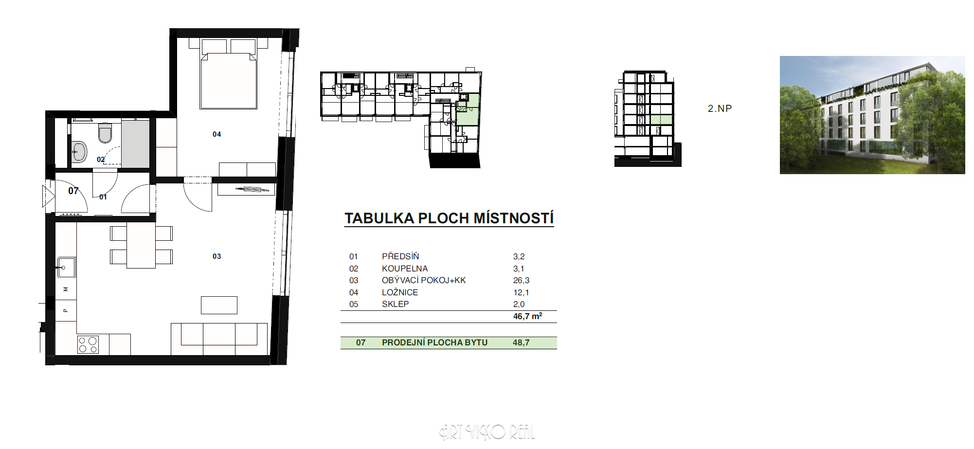 Жилой дом «Приматорска» ID 2633
