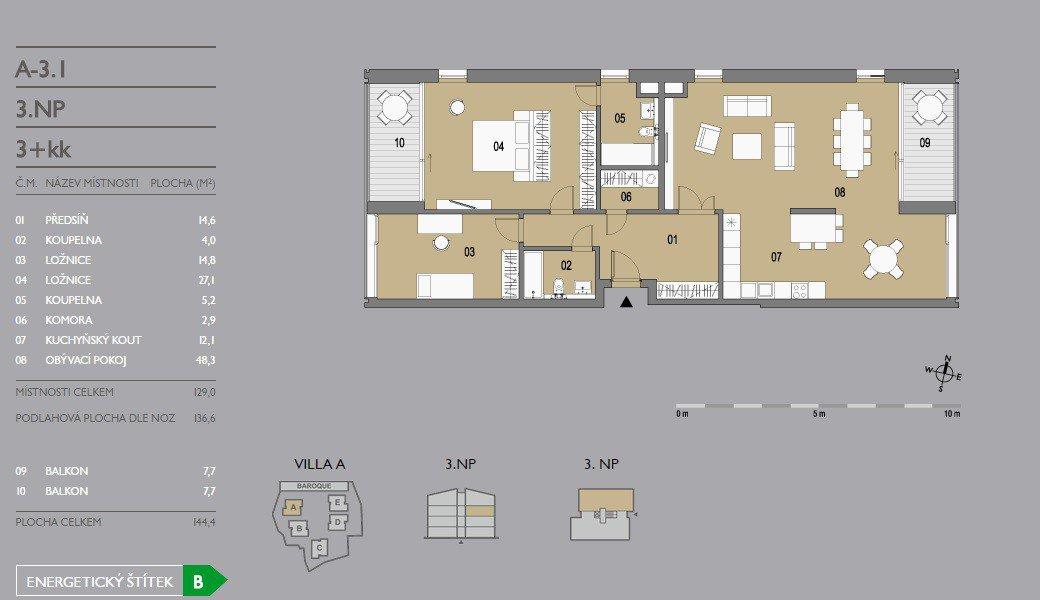 Резиденция «Шарецкое подворье» ID 1082