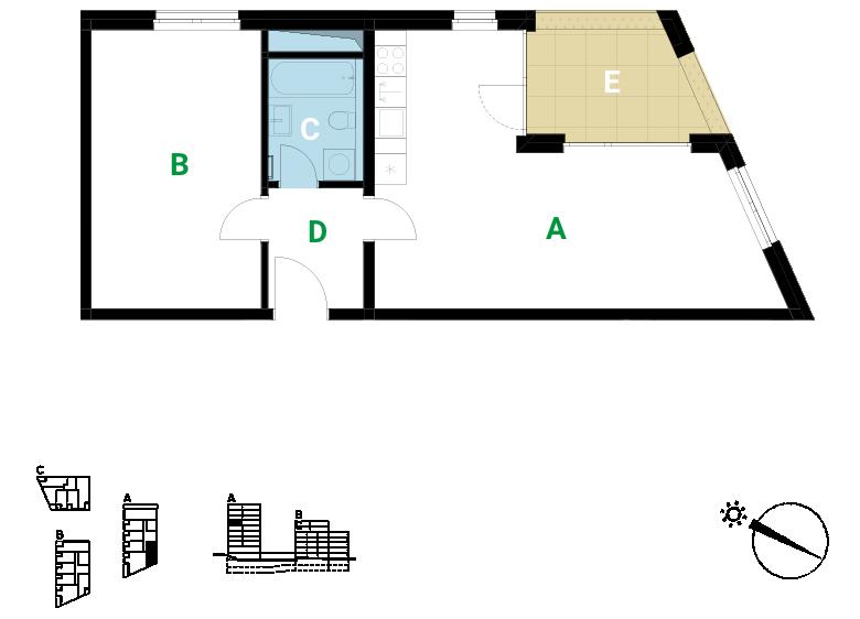 Жилой комплекс «Плаза» ID 1272