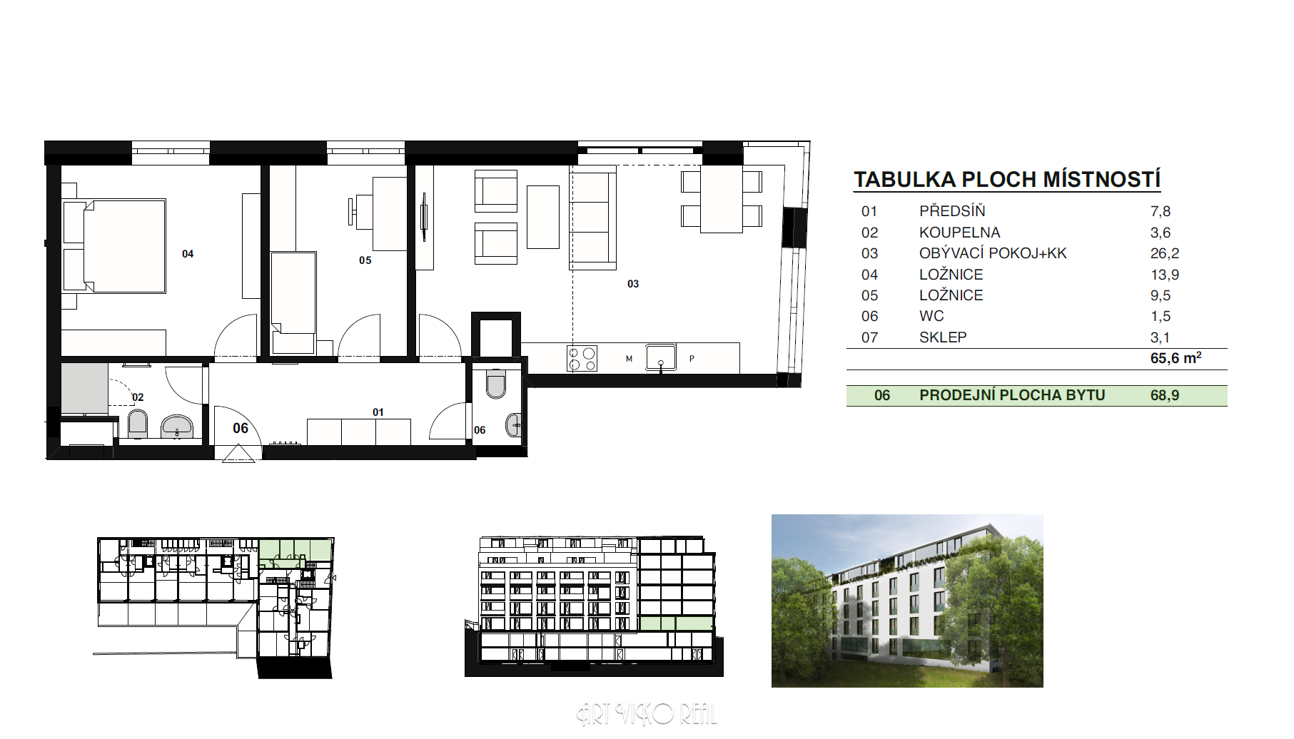 Жилой дом «Приматорска» ID 2628