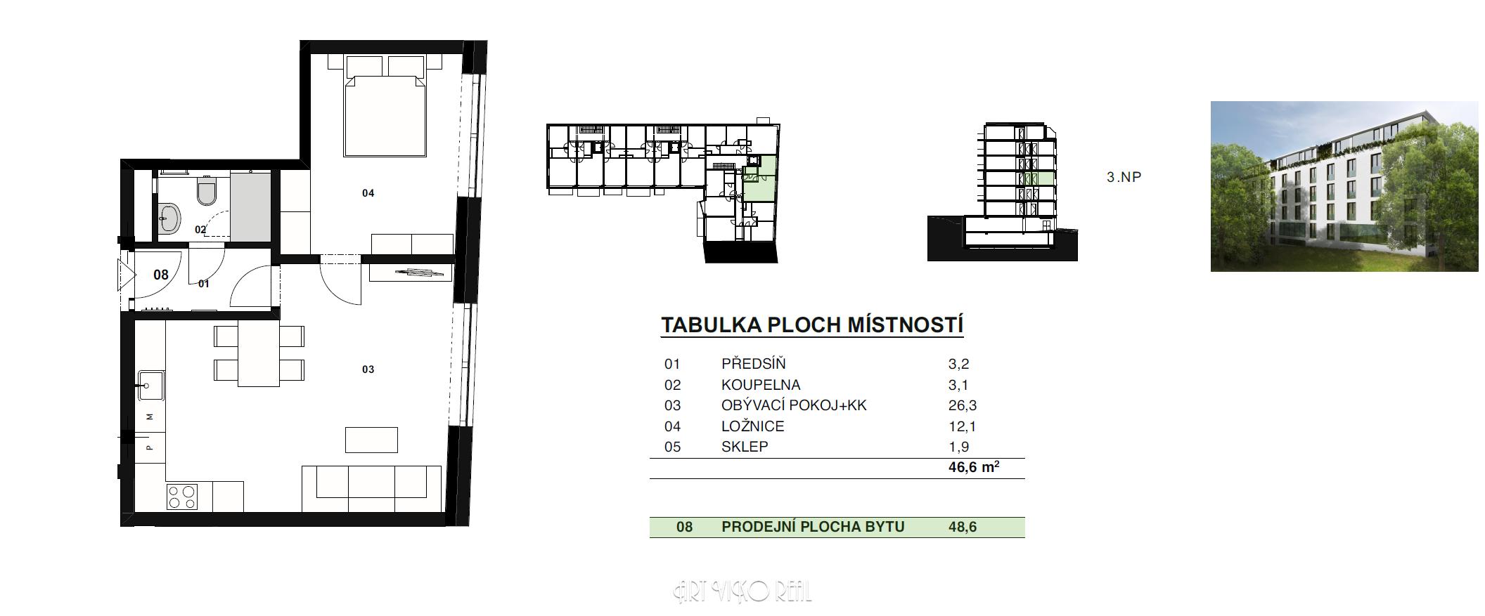 Жилой дом «Приматорска» ID 2639