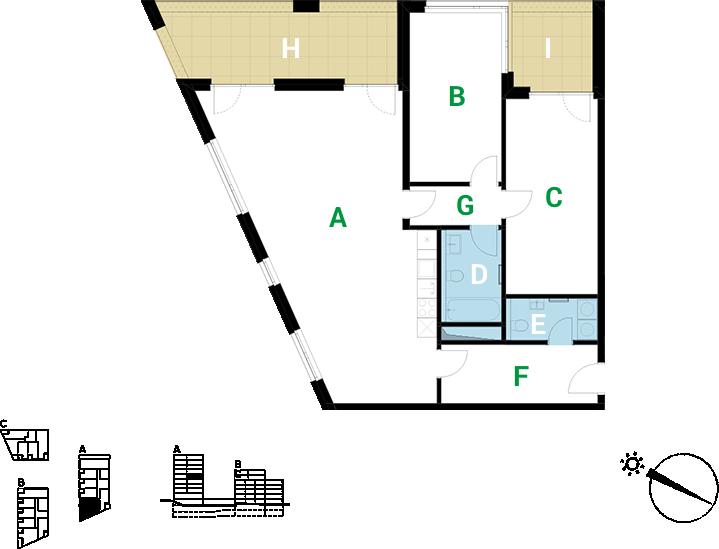 Жилой комплекс «Плаза» ID 1265