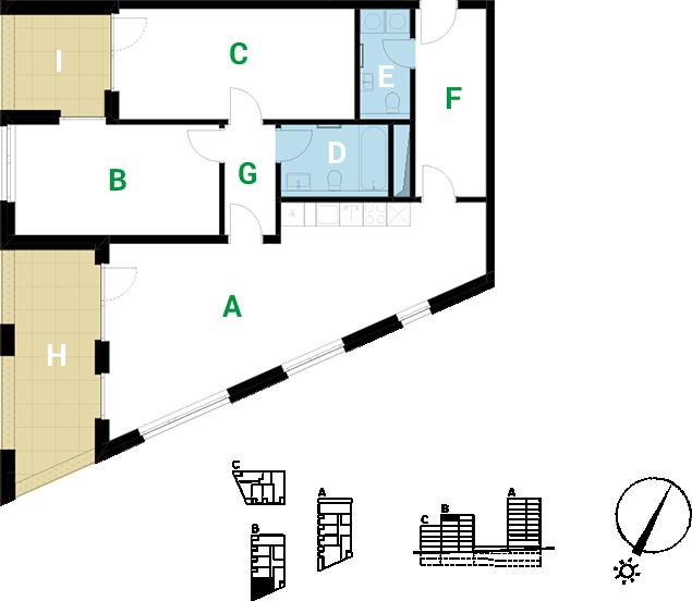 Жилой комплекс «Плаза» ID 1302
