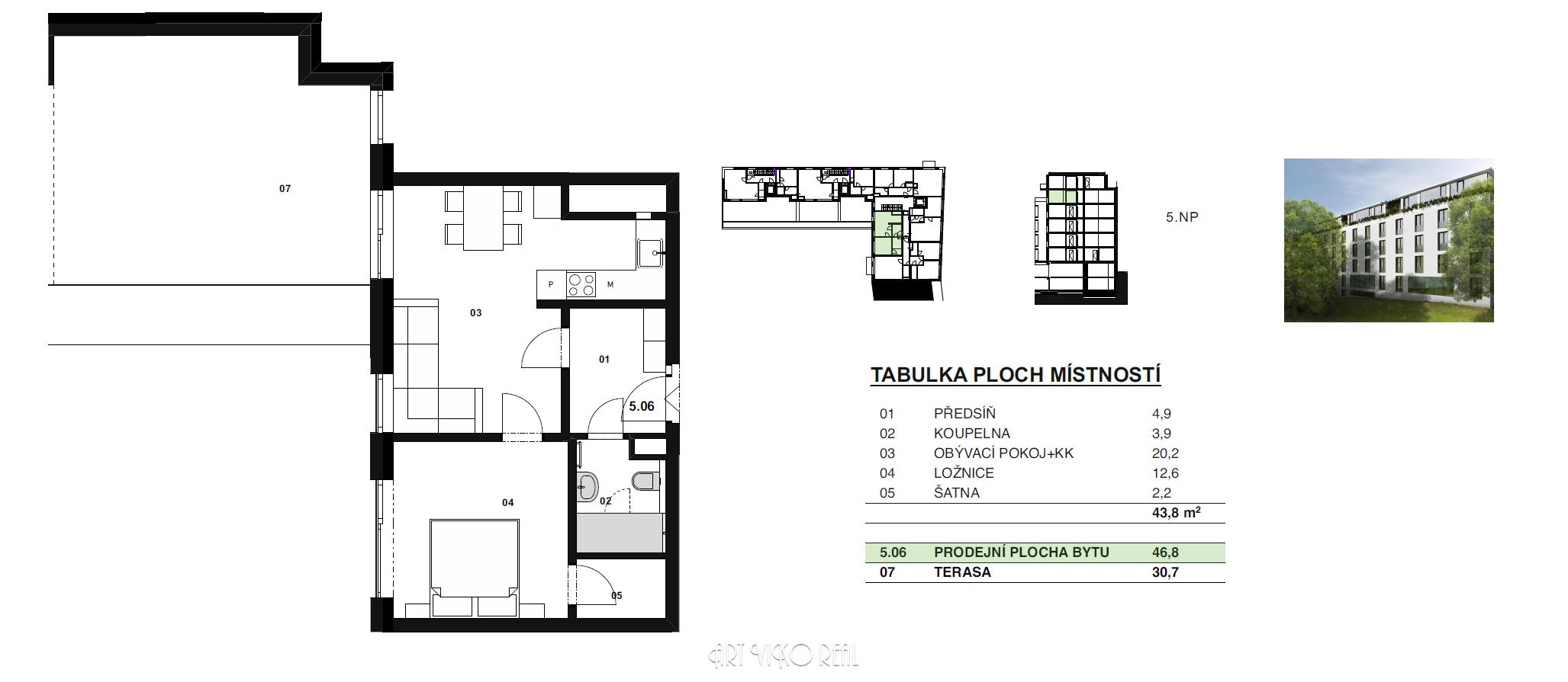 Жилой дом «Приматорска» ID 2647