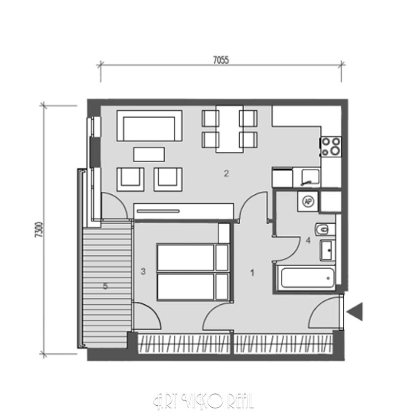 Резиденция «Аргентинская» ID 3156