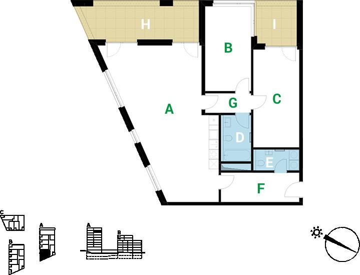 Жилой комплекс «Плаза» ID 1282