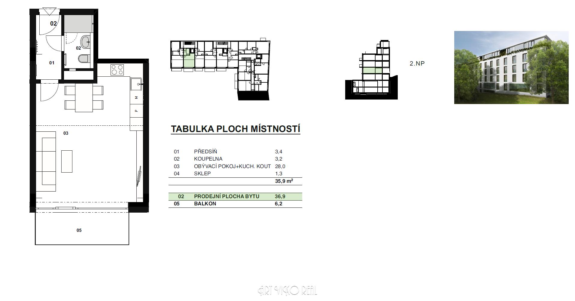Жилой дом «Приматорска» ID 2631