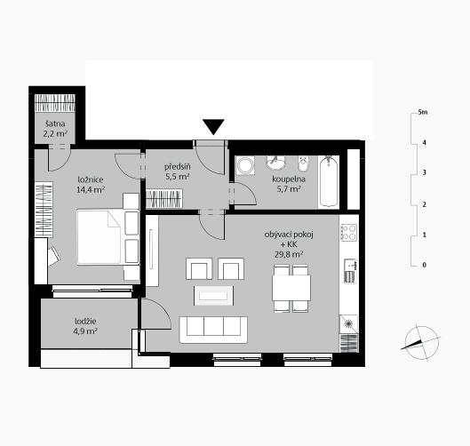 Резиденция «Колбенова» 2 ID 1531