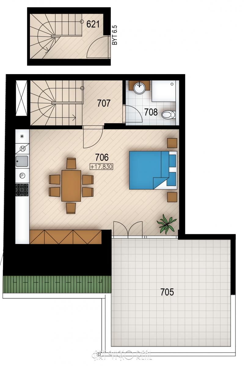 Резиденция «Голечкова» ID 3599