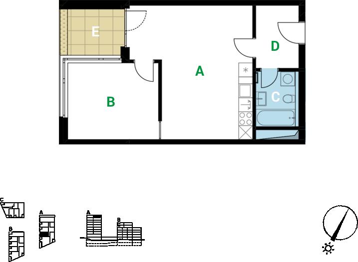 Жилой комплекс «Плаза» ID 1286