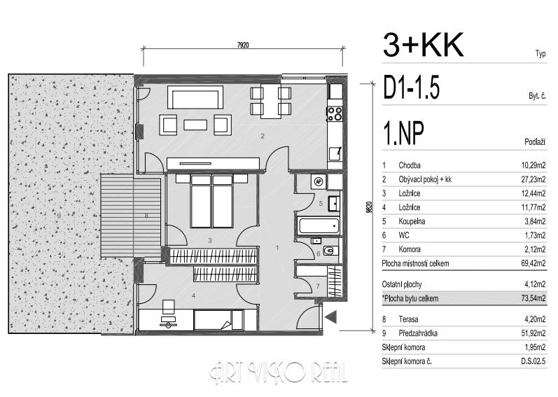 Резиденция «Аргентинская» ID 3944