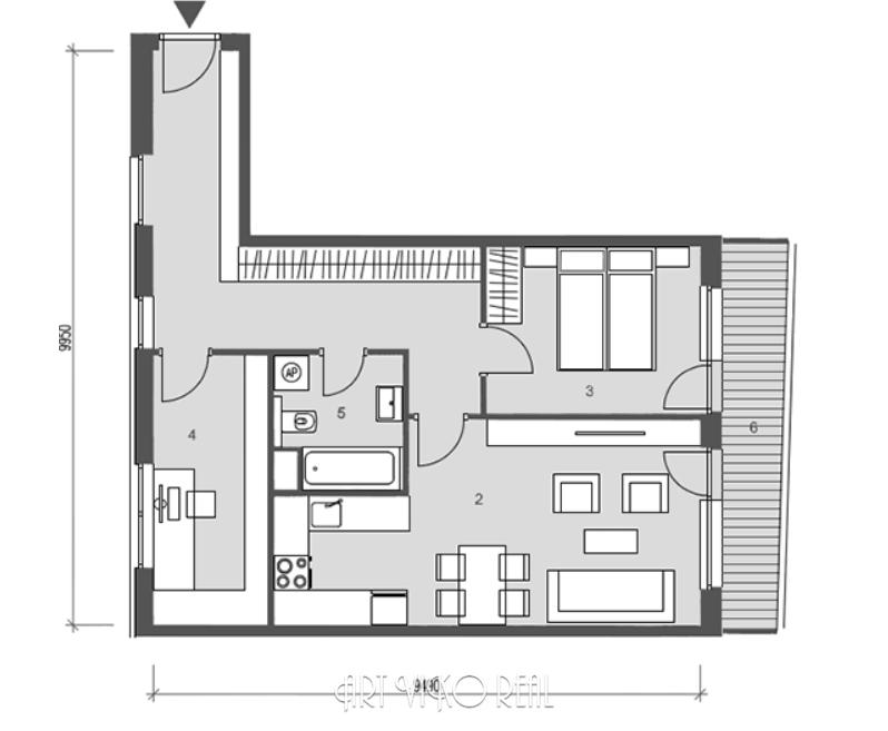Резиденция «Аргентинская» ID 3135