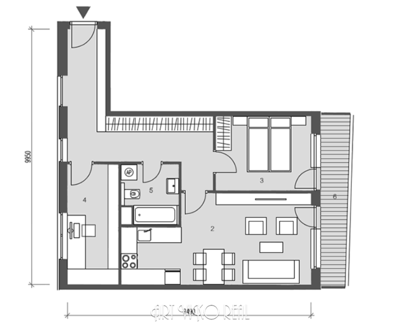 Резиденция «Аргентинская» ID 3144