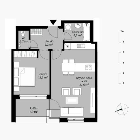 Резиденция «Колбенова» 2 ID 1534