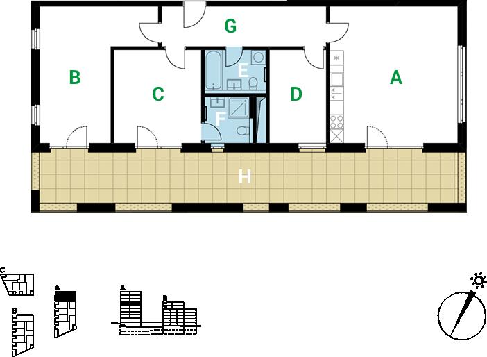 Жилой комплекс «Плаза» ID 1267