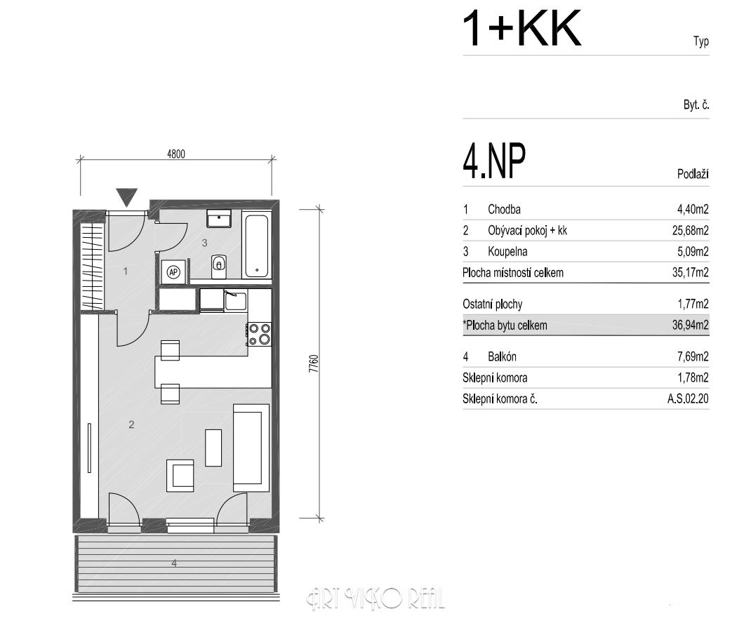 Резиденция «Аргентинская» ID 2741