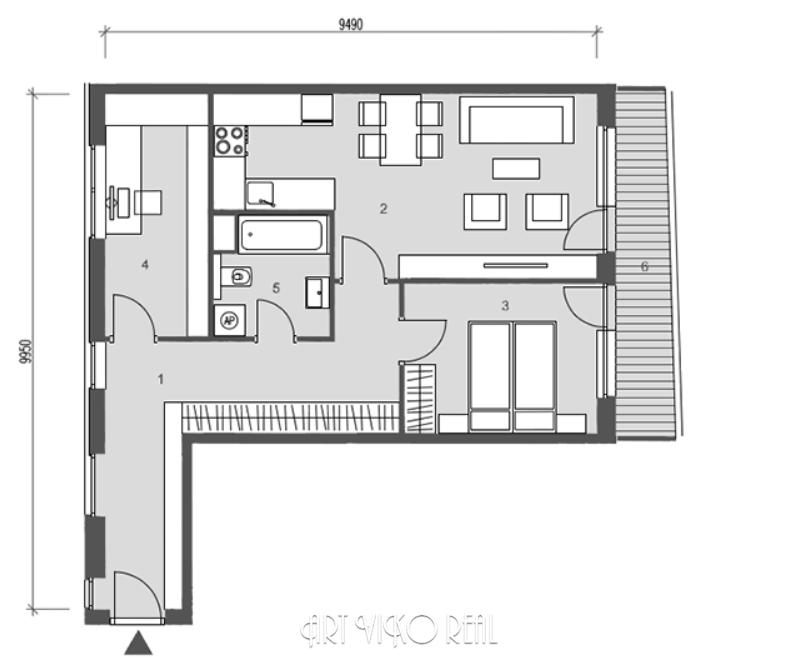 Резиденция «Аргентинская» ID 3140