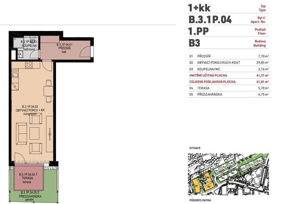 Жилой комплекс «На Вацкове» ID 3233
