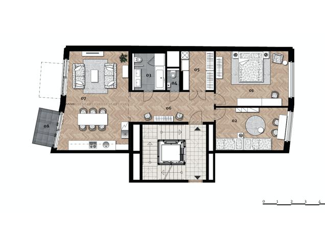 Апартаменты «Самова» ID 2769