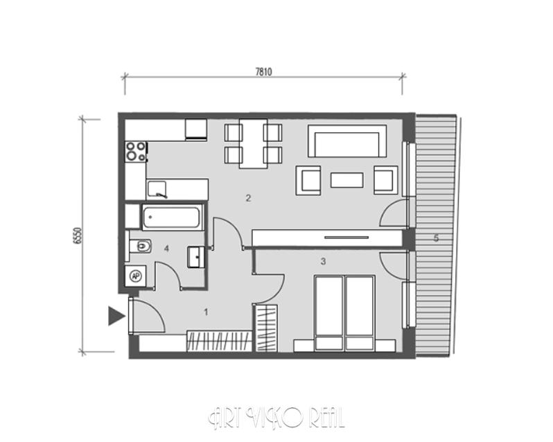 Резиденция «Аргентинская» ID 3145