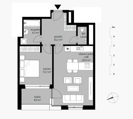 Резиденция «Колбенова» 2 ID 1536
