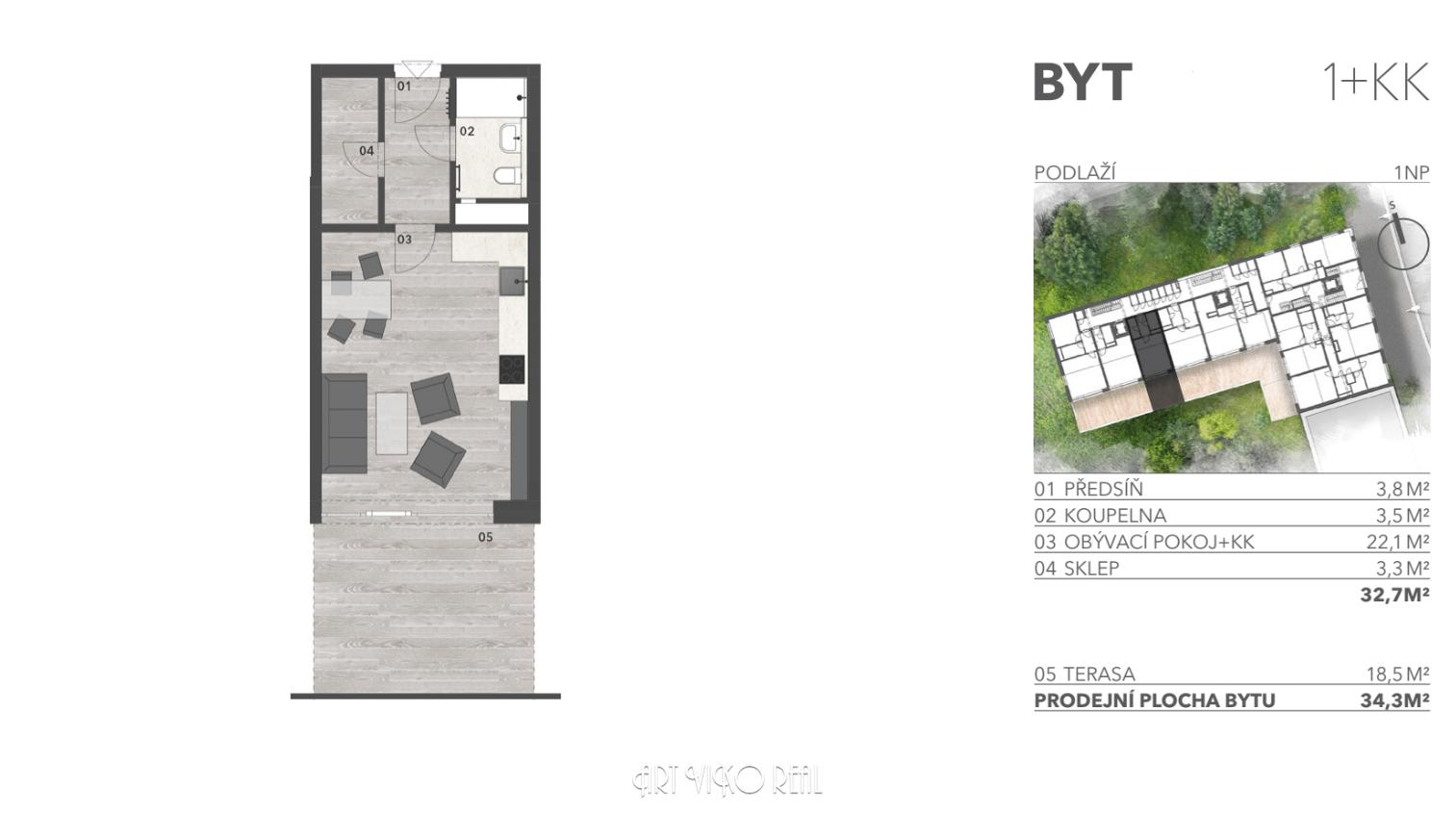 Жилой дом «Приматорска» ID 2626