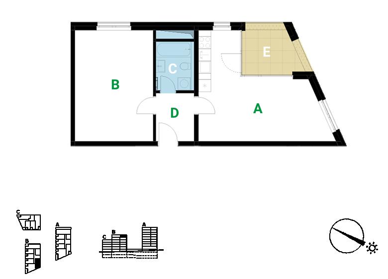 Жилой комплекс «Плаза» ID 1303