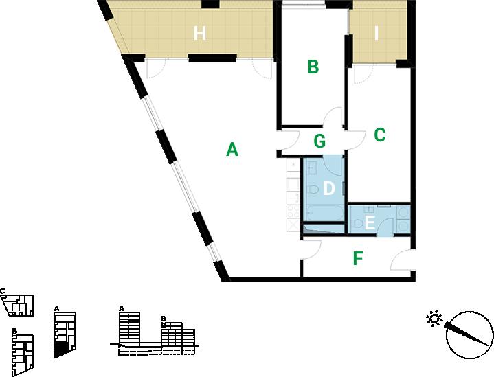 Жилой комплекс «Плаза» ID 1277